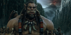 Warcraft 1 Sinema Kanvas Tablo