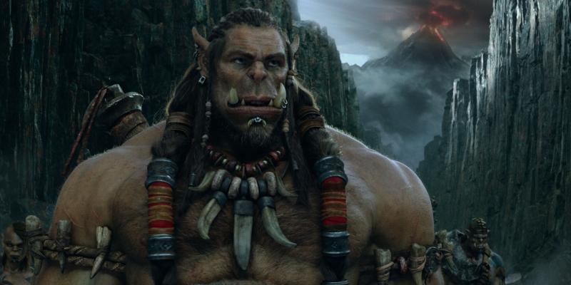 Warcraft 1 Sinema Kanvas Tablo