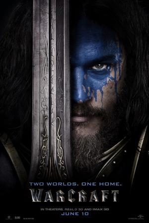 Warcraft-2 Film Afişi Sinema Kanvas Tablo