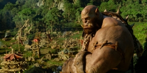 Warcraft 2 Sinema Kanvas Tablo