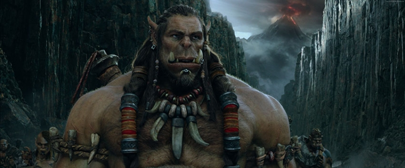 Warcraft Sinema Kanvas Tablo
