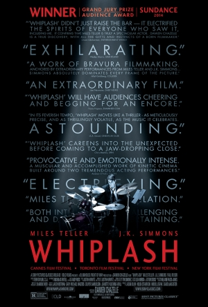 Whiplash Afiş Kanvas Tablo