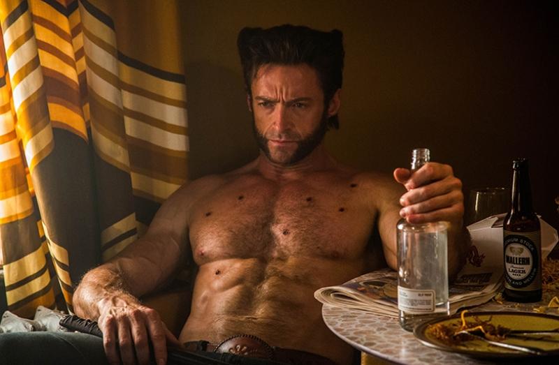 Wolverine X Man Film Süper Kahramanlar Kanvas Tablo