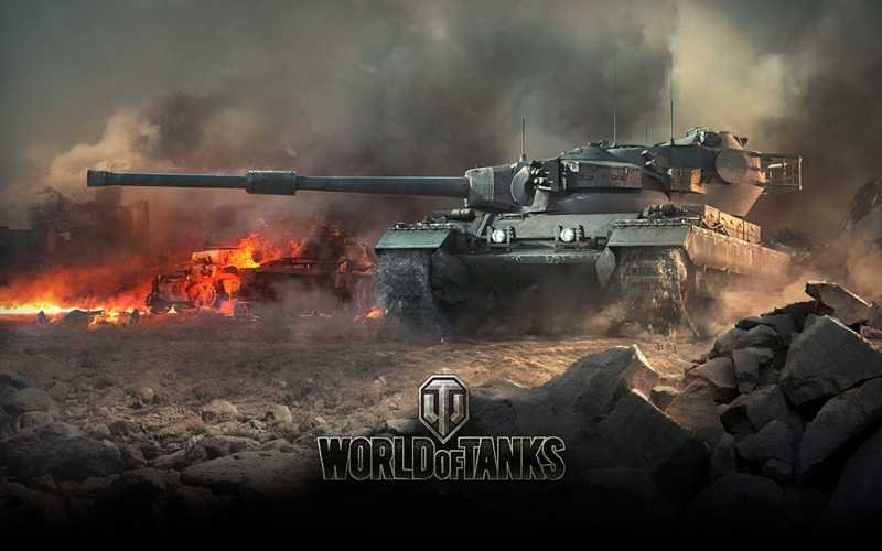 World Of Tanks Askeri Kanvas Tablo