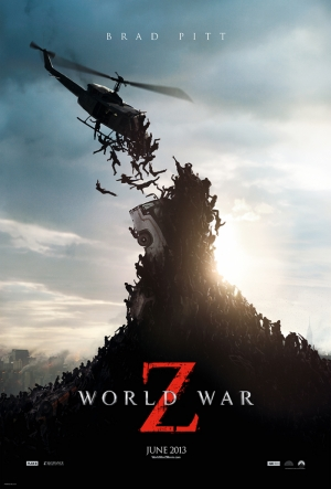 World War Z Kanvas Tablo 2