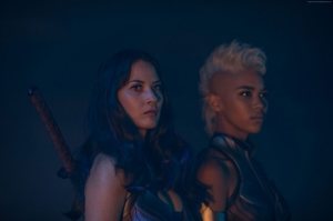X Men Apocalyps 1 Olivia Munn Alexandra Shipp En İyi Filmler Sinema Kanvas Tablo
