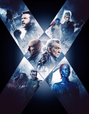 X Men Sinema Kanvas Tablo