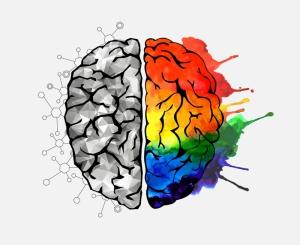 Yaratıcı Beyin Popüler Kültür Kanvas Tablo
