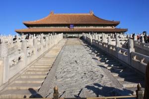 Yasak İmparatorluk Sarayı 2 Unesco Dünya Kültür Mirasları Kanvas Tablo