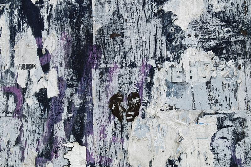 Yaşlılık Abstract Soyut Yağlı Boya Sanat Kanvas Tablo