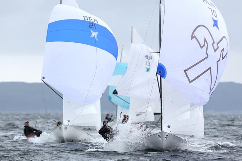 Yelkenli Tekne Yarışları 2 Araçlar Kanvas Tablo