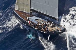 Yelkenli Tekne Yarışları 5 Araçlar Kanvas Tablo