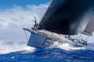 Yelkenli Tekne Yarışları 6 Araçlar Kanvas Tablo