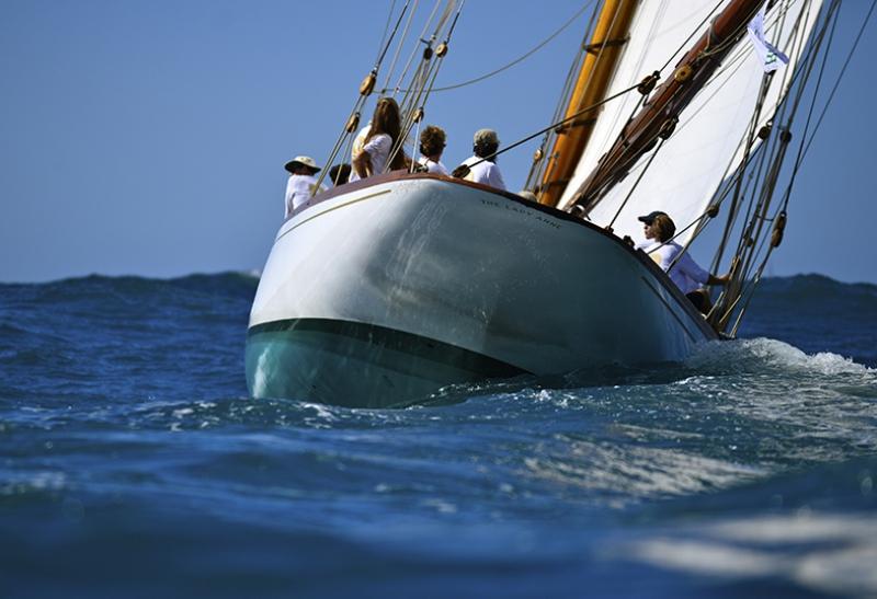 Yelkenli Tekne Yarışları 7 Araçlar Kanvas Tablo
