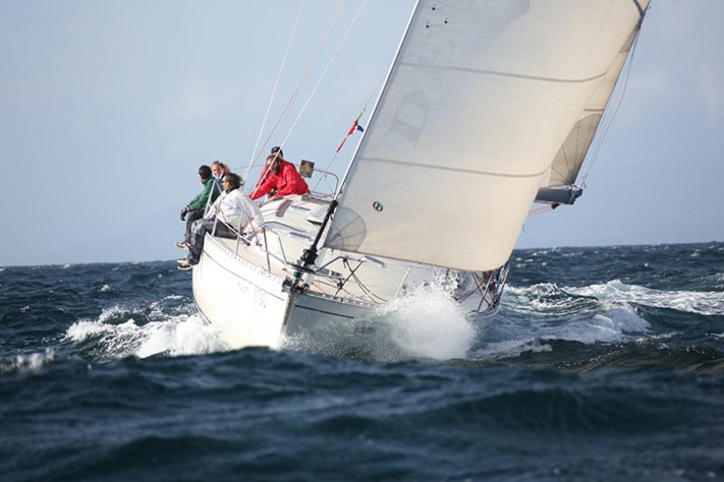 Yelkenli Tekne Yarışları Araçlar Kanvas Tablo