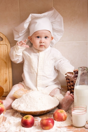 Yetenekli Müzip Bebekler 2 Fotoğraf Kanvas Tablo