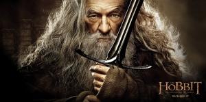 Yüzüklerin Efendisi Hobbitler Thorin Film Afişi Kanvas Tablo