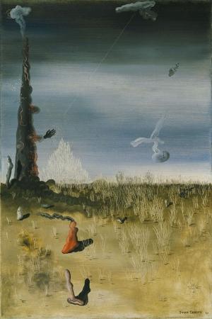 Yves Klein Gereksiz Isiklar Yagli Boya Klasik Sanat Kanvas Tablo