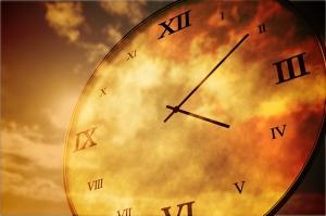 Zaman ve Saat Fotoğraf Kanvas Tablo